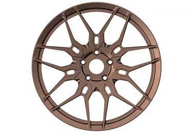 轿车锻旋铝车轮